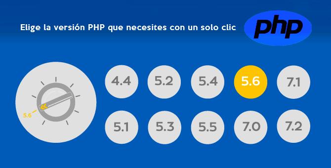 Nuevo selector de PHP 1